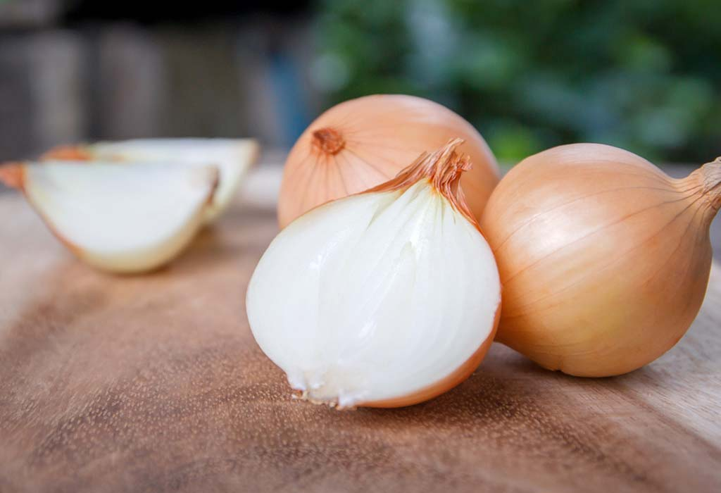 Onions to heal cuts