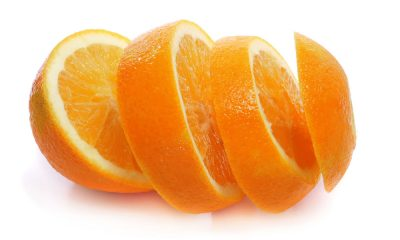 Peel of the Orange
