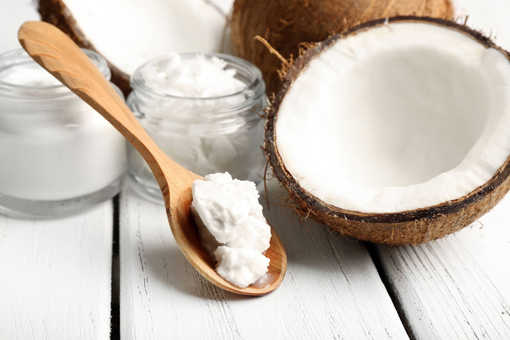Coconut Oil as Antibiotics