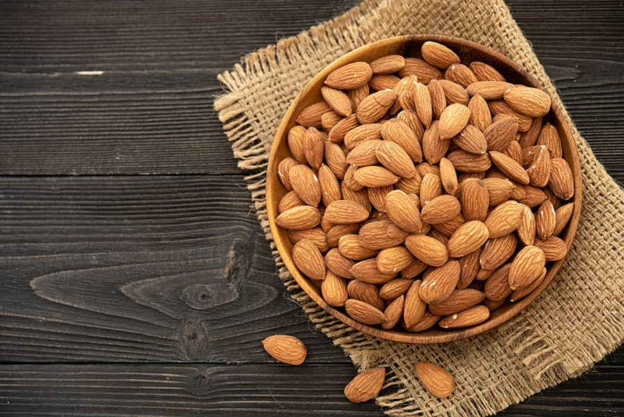 Almonds and Oats
