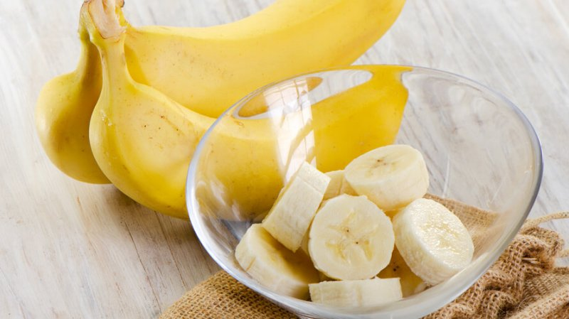 Rolled Oats & Bananas Face Mask