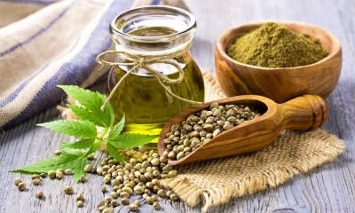 Uses of hemp oil
